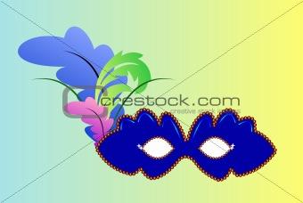 carnaval mask