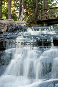 Small Ontario Waterfall