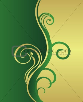 Beautiful background for design of cards and invitation
