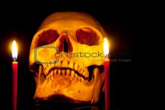 Skull a Halloween image