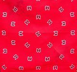 Bandana fabric texture