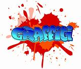 Graffiti background