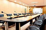 boardroom interior