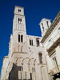 Cathedral of Giovinazzo. Apulia.