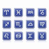 zodiac symbols