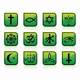 religion icons
