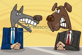 politicians debate