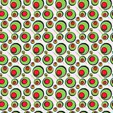 Green Olives Pattern