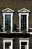Typical London Windows