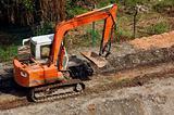 Caterpillar Construction Machine