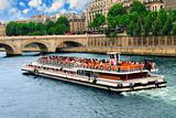 Boat tour on Seine