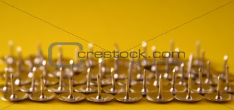 Thumb tacks