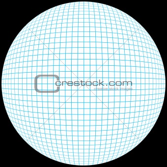 3D Grid Sphere