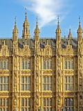 Parliament facade