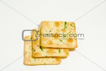 three crackers