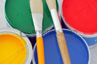Paintbrush color