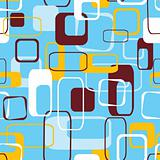 Retro pattern, seamless, vector