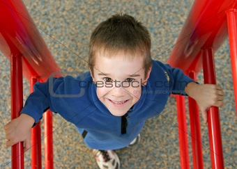 Child at the Playground