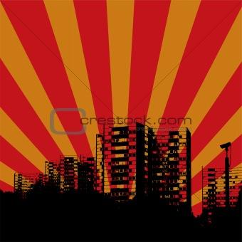 city radiate