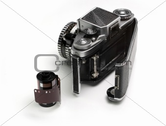 Old Photographing Equipment