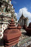 Thailand Wat Arun Sculpture