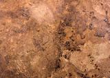 Brown marble wall texture