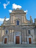 Cathedral of Monopoli. Apulia.