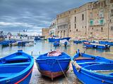 Old port of Monopoli. Apulia.
