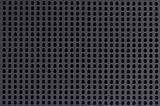 metallic grid
