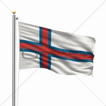 Flag of the Faroe Islands