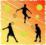 tennis kids