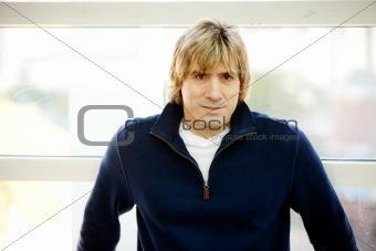 Adult Male Portrait