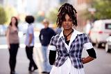 Beautiful African American