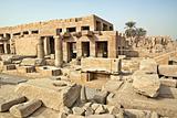Ruins in Karnak