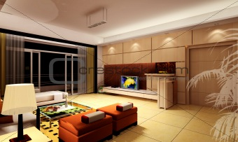 Interior living-room