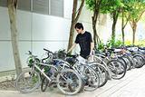 take bicycle