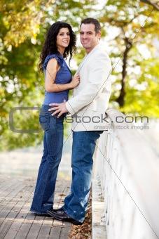 Park Couple
