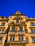 Yellow House in Prague