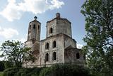 The thrown church