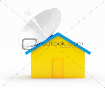 antena house