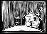 Rain house