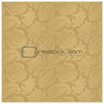 Fleur-de-lys background vector
