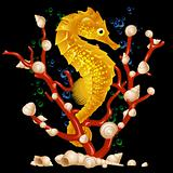 Sea horse