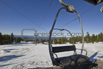 Ski Lifts at Mount Hood 2
