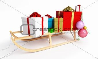 sleigh gift