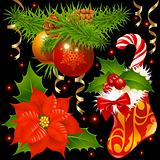 Christmas decoration set 4