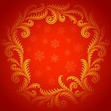 Frost Pattern frame