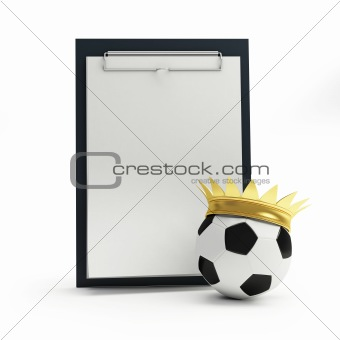 list of football n a white background