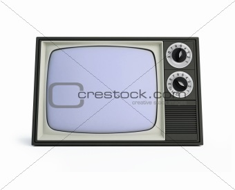 old televisor