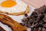 Gallo pinto breakfast